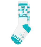 Gumball Poodle The Future Is Female Socks
