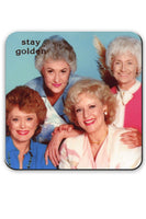 Jim Spinx Coaster Golden Girls