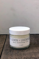handmade. la conner 2oz Lotion Lemon + Lavender
