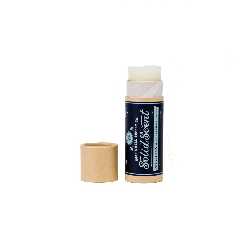 Good and Well Supply Co. Solid Fragrance Balm Meadow