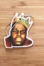 Load image into Gallery viewer, Yea Oh Greetings Notorious B.I.G Air Freshener
