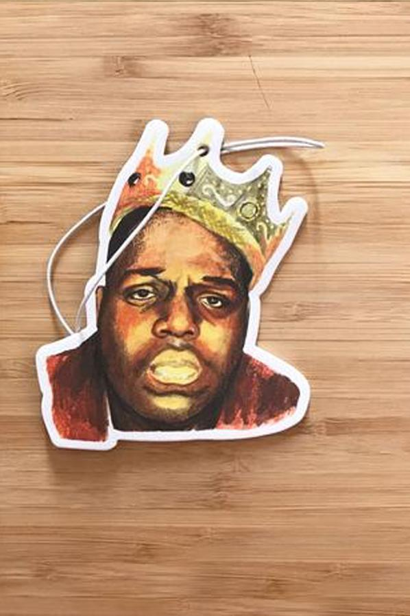Yea Oh Greetings Notorious B.I.G Air Freshener