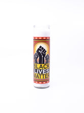 Load image into Gallery viewer, Omakase Saint Black Lives Matter Candle