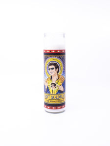 Omakase Saint Goldblum Candle
