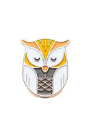 Lost Lust Supply Owl Pin