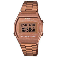 Casio Vintage Rose Gold Face And Rose Gold Band