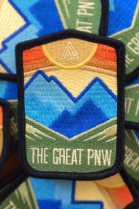 The Great PNW Ranger Patch