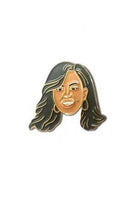 The Found Enamel Pin Michelle Obama