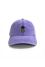 Load image into Gallery viewer, Dad Brand Apparel Pineapple Dad Hat