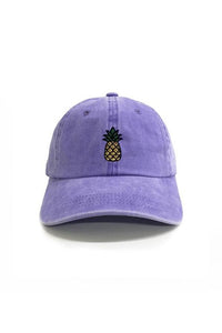 Dad Brand Apparel Pineapple Dad Hat