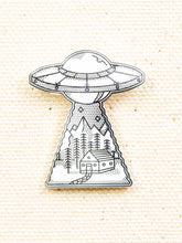 Load image into Gallery viewer, Strike Gently Co. UFO Pin