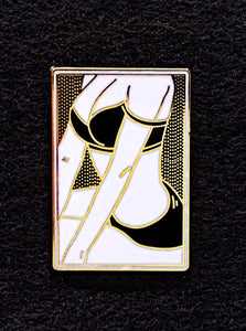 Strike Gently Co. Pinup Pin