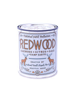 Good and Well Supply Co. National Park Pint Candle Redwood