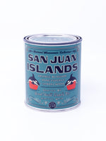 Good and Well Supply Co. National Park Pint Candle San Juan Islands