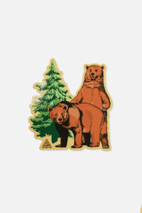 The Great PNW Woodsy Sticker