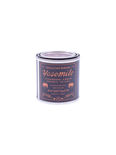 Load image into Gallery viewer, Good and Well Supply Co. Half Pint National Park Candle Yosemite