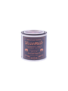 Good and Well Supply Co. Half Pint National Park Candle Yosemite
