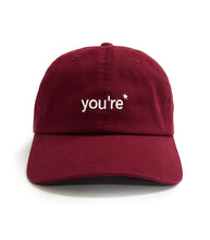 Load image into Gallery viewer, Dad Brand Apparel You're Dad Hat