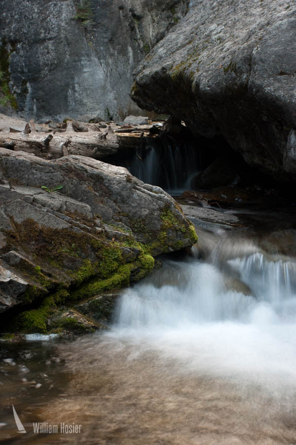 Cat Creek Waterfall - 4543