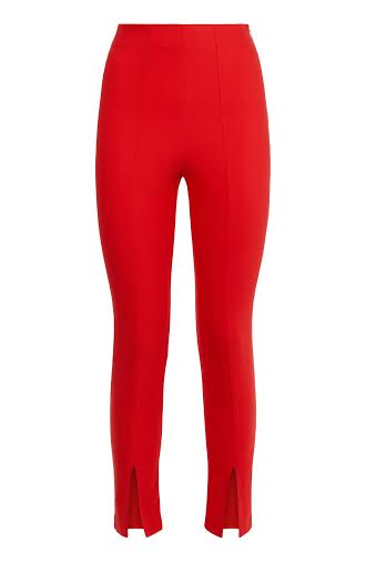 Vesper Lana Super Stretch Trousers with Splits