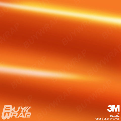 3m gloss deep orange