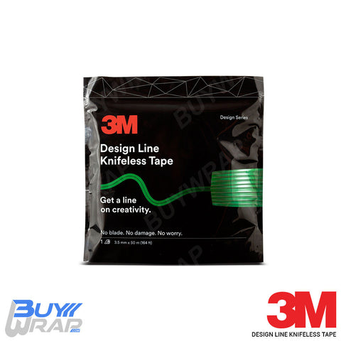 3m design line knifeless tape