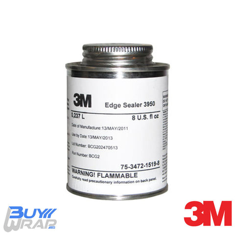 3M Edge Sealer 3950 1/2 Pint 8oz