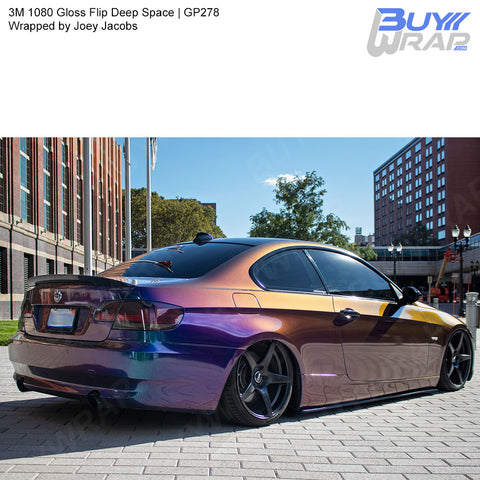 3M 2080 Gloss Flip Deep Space Wrap | GP278