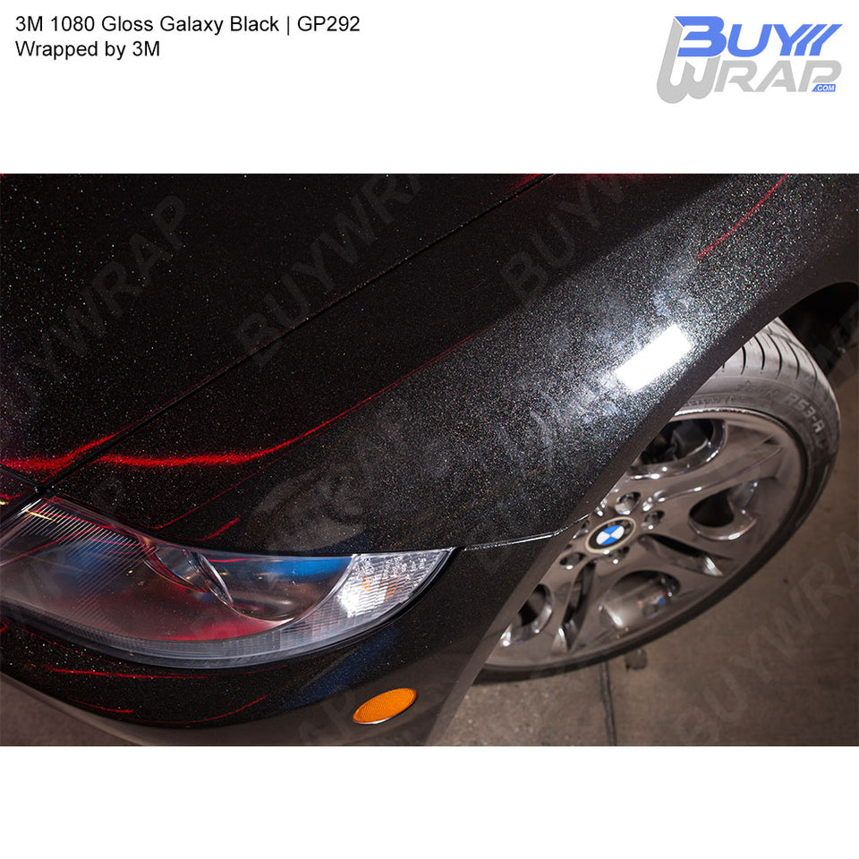 3M 1080 Gloss Galaxy Black Wrap | GP292 – BuyWrap com