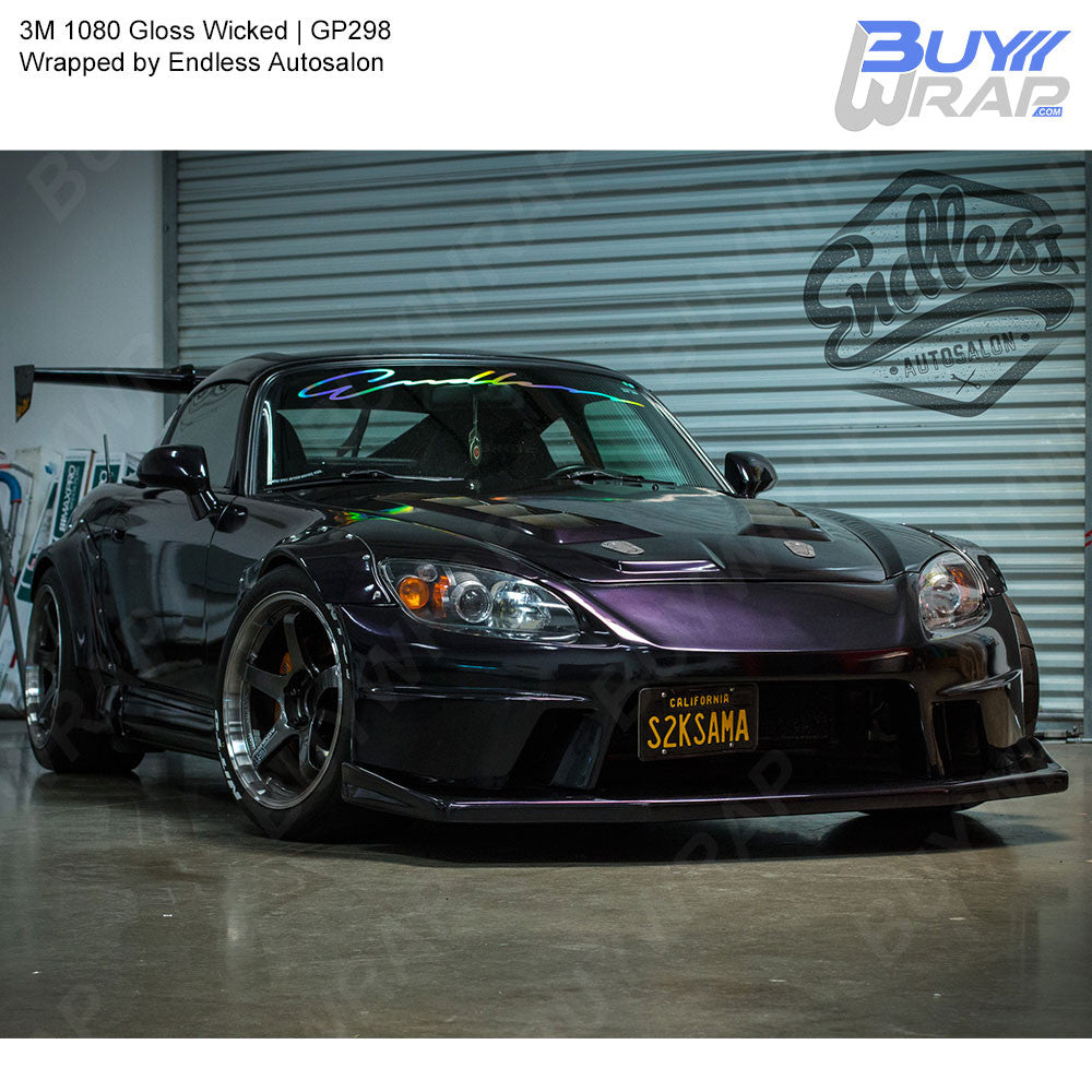 3M 1080 Gloss Wicked Wrap | GP298 – BuyWrap.com