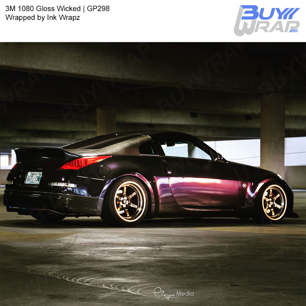 3M 1080 Gloss Wicked Wrap | GP298 – BuyWrap com