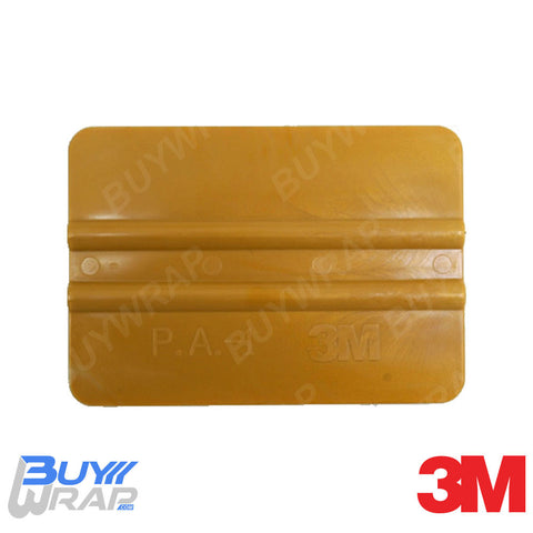 3M Hand Applicator Squeegee PA1-G Gold