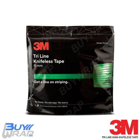 3M Tri Line Knifeless Tape 6mm or 9mm