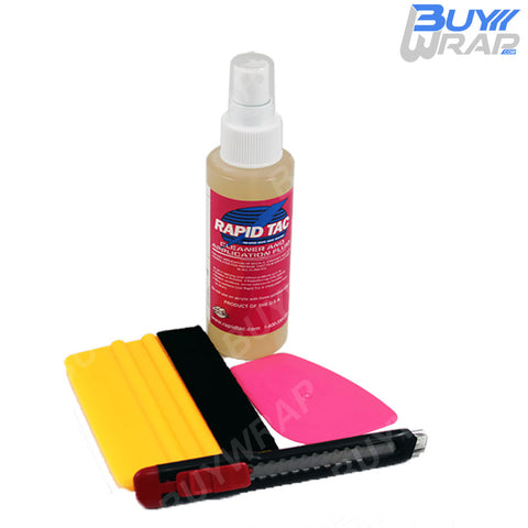 Advanced Application Kit Rapid Tac Razor Blade