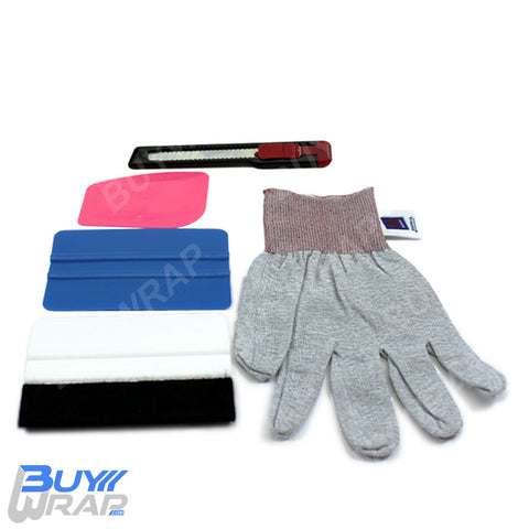 car wrap application kit