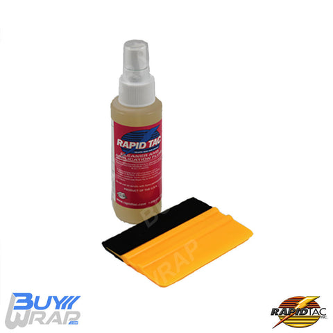 Application Kit Rapid Tac Squeegee