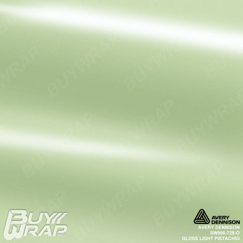 avery dennison gloss light pistachio