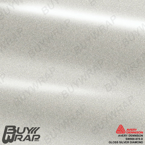 avery gloss silver diamond