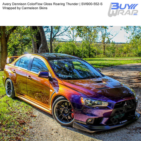 Avery SW900 ColorFlow Series Gloss Roaring Thunder Wrap | SW900-552-S