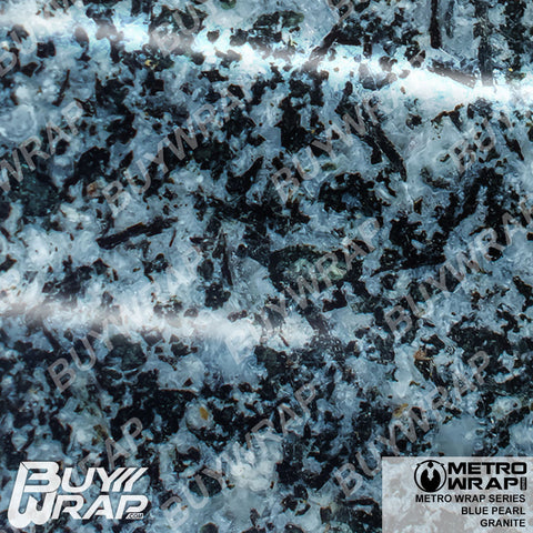 blue pearl granite wrap