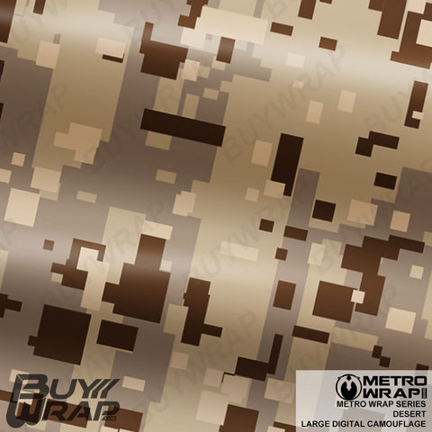 large desert digital camo