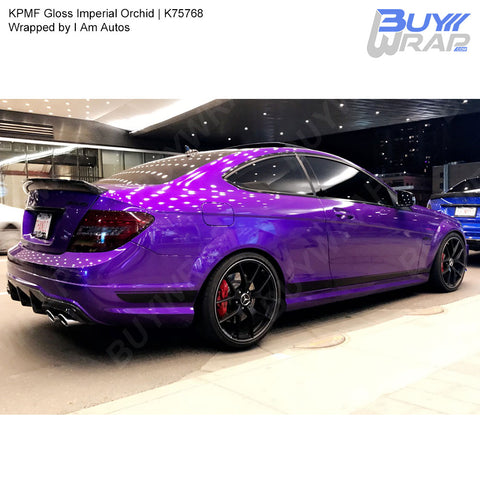 KPMF Gloss Imperial Orchid Wrap | K75468