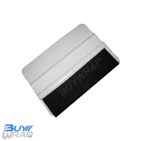 High Quality Felt Edge Squeegee 4 inch