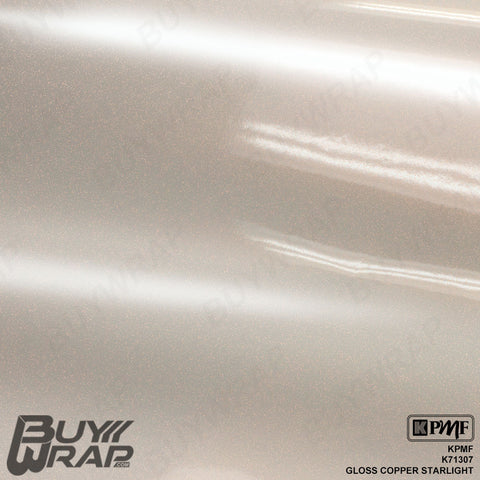 KPMF Gloss Copper Starlight Overlaminate | K71307