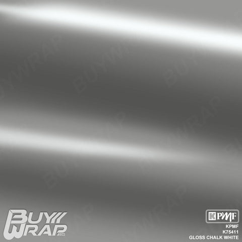 KPMF Gloss Chalk White Wrap | K75411