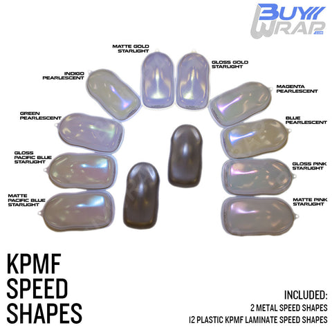 kpmf speed shapes