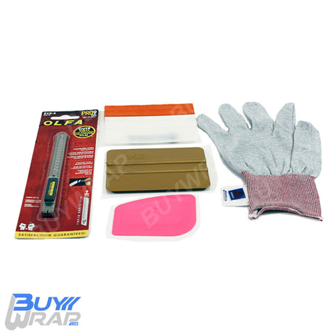 Premium Advanced Car Wrap Application Kit