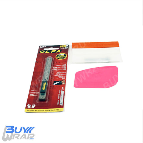 Premium Car Wrap Application Kit