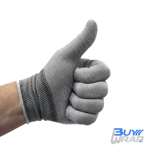 Anti-Static Lint Free Wrap Glove