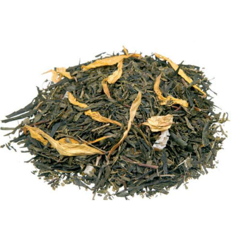 Grüntee China Sencha Mango
